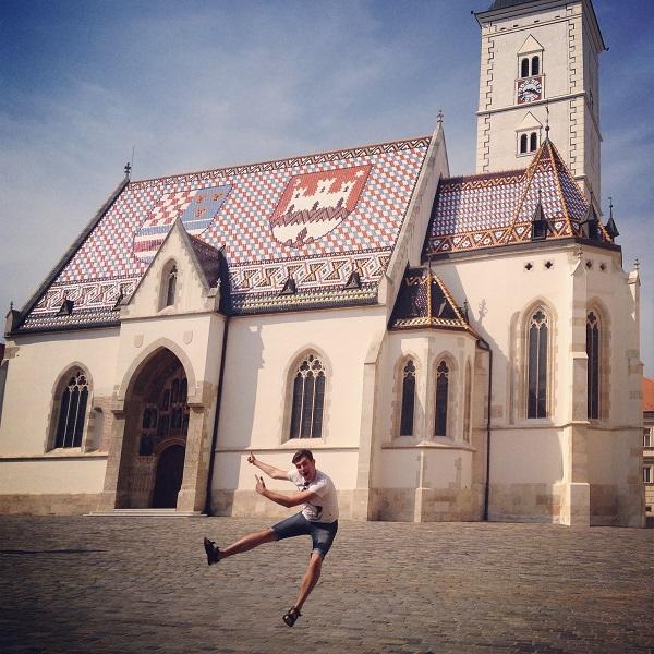 Backpacking in Croatia: Day 2 – Zagreb Zingers!