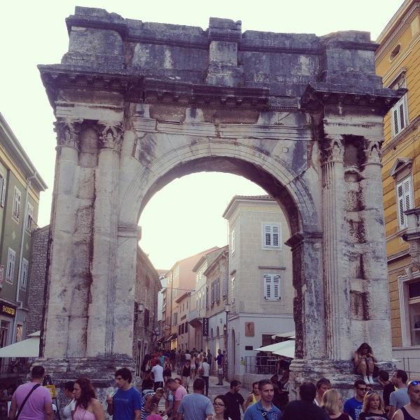 Triumphal Arch of Sergius