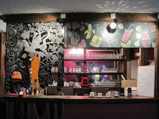The Wild Wig Hostel Bar