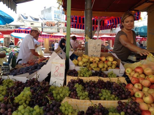 Split Green Market
