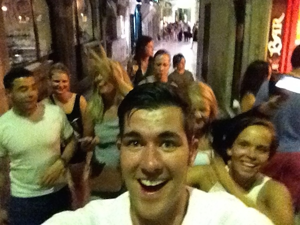 Party in Split