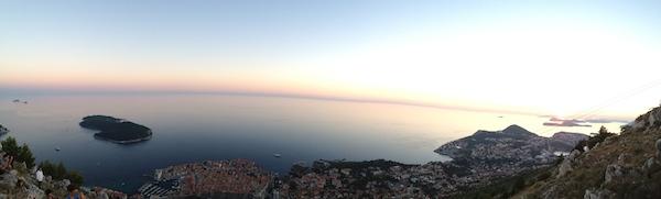 Mount Srd, Dubrovnik