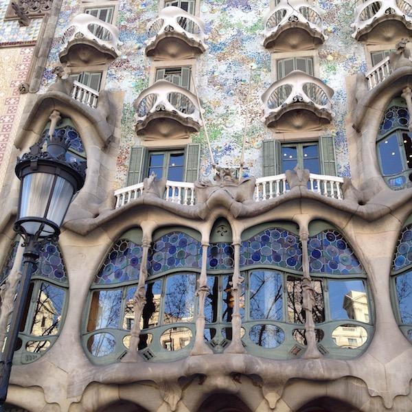 Barcelona in Winter, Rainbow Barcelona Tours