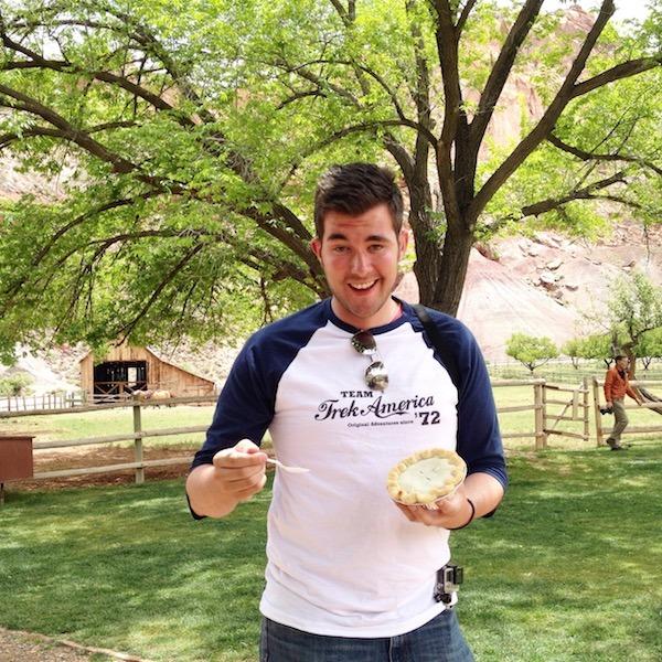 #iTrekHere: Travelling Across Utah (Warning: Includes Delicious Pies)