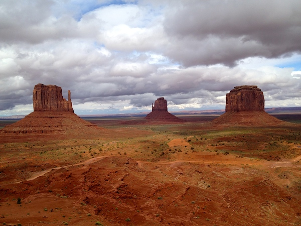 iTrekHere: Living Like A Native American in Monument Valley