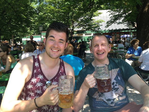 Stag Do in Munich