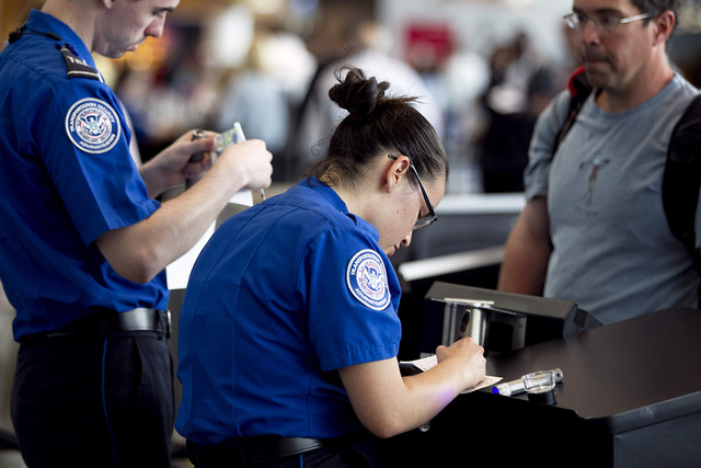 One Important Tip On How Not To Get A TSA Agent Mad With You