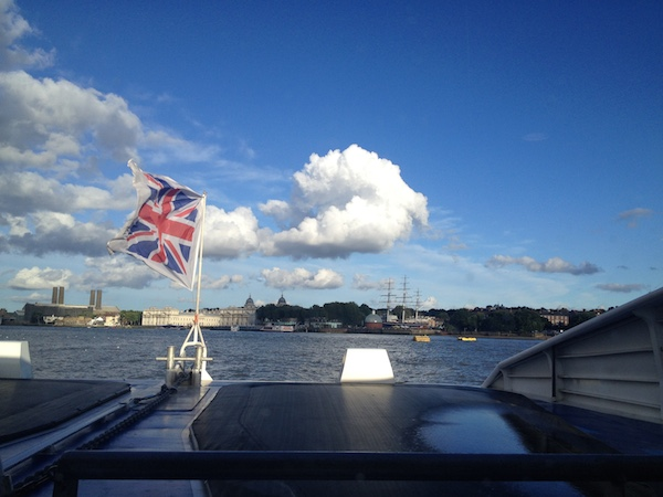 How to be a Bad Tour Guide in London…