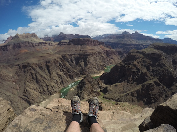 iTrekHere: Hiking the Grand Canyon