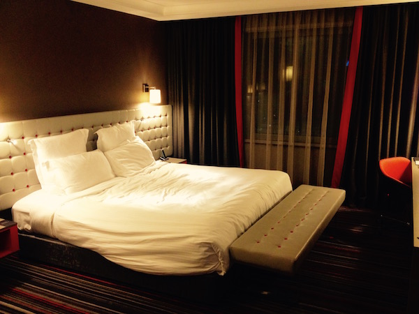 #Unrooming Pullman Hotels in London St Pancras