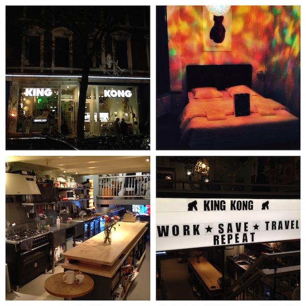 Review: King Kong Hostel, Rotterdam