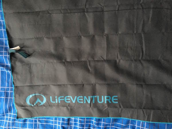 Life venture Soft Fibre Travel Towel