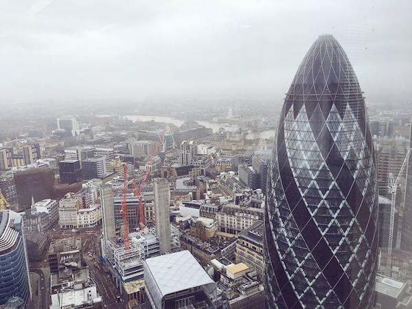London Climb