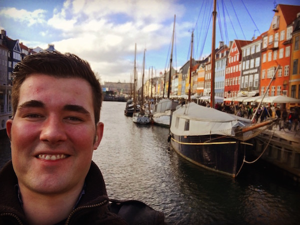 Copenhagen is the happiest capital in the world?
