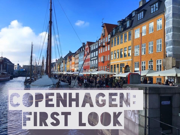 Copenhagen: A First Look