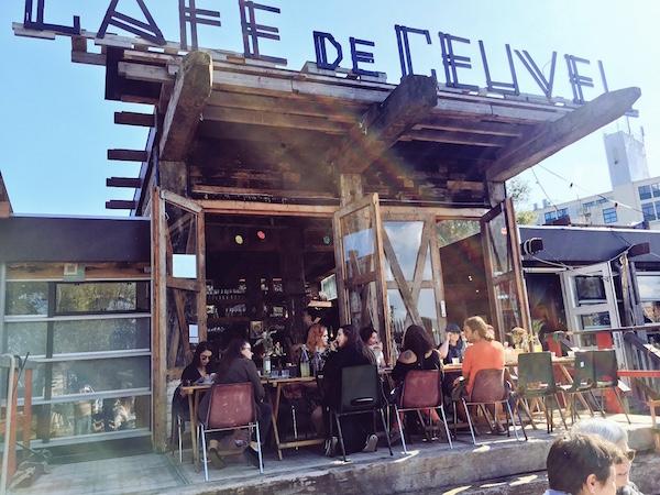 Cafe de Ceuval, Amsterdam Noord