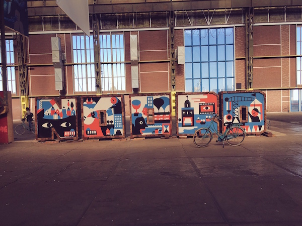 NDSM, Amsterdam Noord