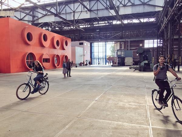 NDSM Warehouse, Amsterdam Noord