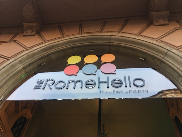 The RomeHello Hostel Review