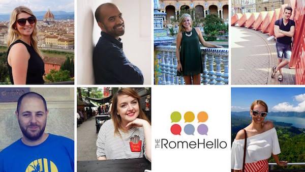 The Rome Hello