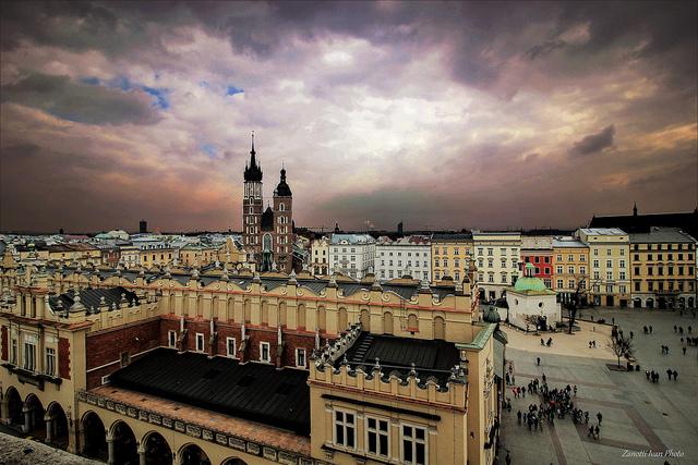 Krakow, 2019