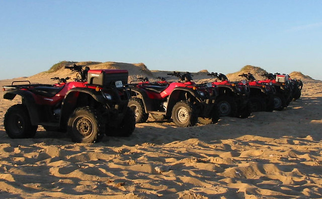 Let's go Quad Biking in Australia!