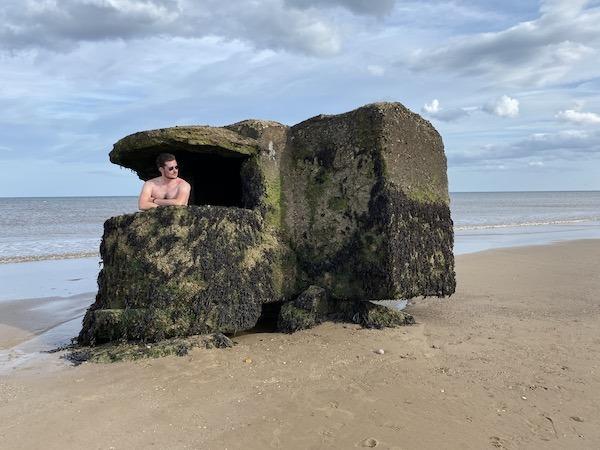 Fraisthorpe Beach