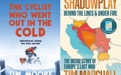 Travel Books I read in Lockdown