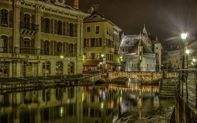 """Annecy: A trip to the """"Venice of the Alps"""""""